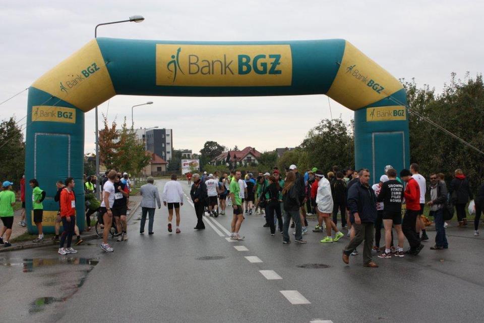 Grójecki Bieg Uliczny 2012