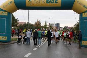 Start biegaczy